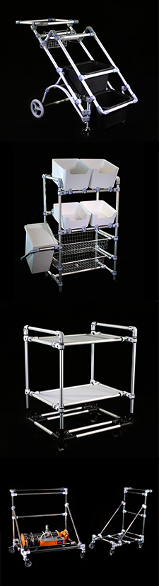 TROLLEYS TO HANDLE ANY SHAPE AND SIZE