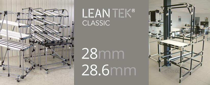 LEANTECK CLASSIC 28MM & 28.6MM
